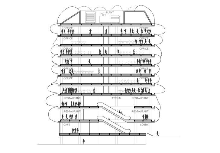 image6 Bubble Building ..ผนังเป่าลม ป้องกันแบคทีเรีย