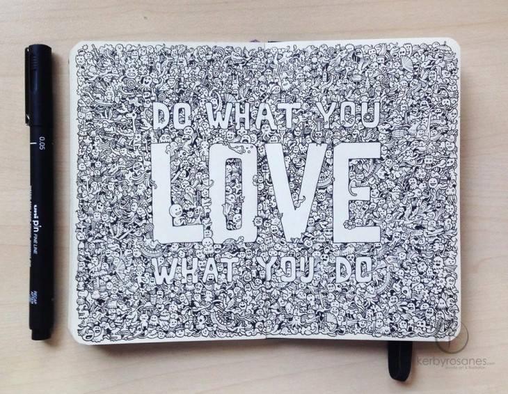 ลงมือทำในสิ่งที่คุณรัก 13 -