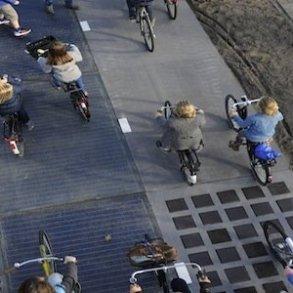 เลนจักรยานผลิตพลังงานแสงอาทิตย์แห่งแรกในโลก เปิดใช้แล้วที่เนเธอร์แลนด์ 16 - Solar cell