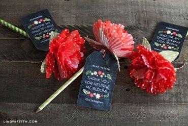 ดอกไม้กระดาษ 14 ชนิด สวยไม่เหี่ยวเฉา 18 - origami