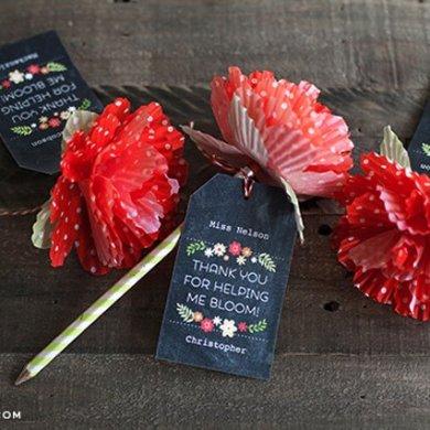 ดอกไม้กระดาษ 14 ชนิด สวยไม่เหี่ยวเฉา 16 - origami