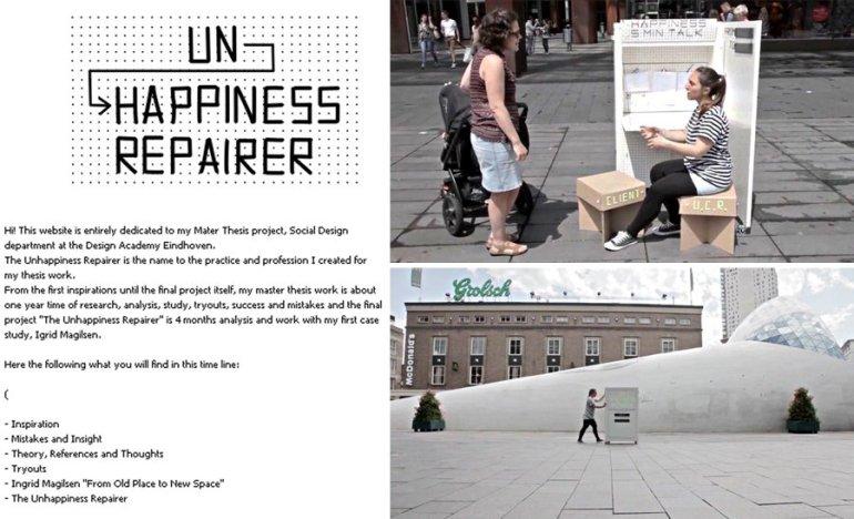 The Unhappiness Repairer ซ่อมความทุกข์ 13 - happiness
