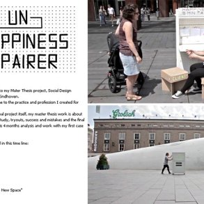 The Unhappiness Repairer ซ่อมความทุกข์ 30 - happiness