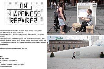 The Unhappiness Repairer ซ่อมความทุกข์ 8 - happiness