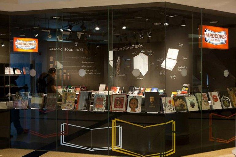 Hardcover เป็นร้านหนังสือเฉพาะทางสำหรับงานศิลปะ ดีไซน์ สถาปัตยกรรม ภาพถ่าย 13 - Art & Design