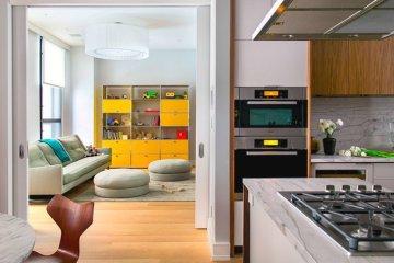เปลี่ยนอพาร์ตเม้นต์ขนาดเล็ก เป็นบ้านหลังใหญ่ 4 - small space