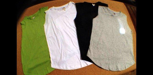 plain tshirt DIY เพนต์เสื้อด้วยน้ำยาซักผ้าขาว