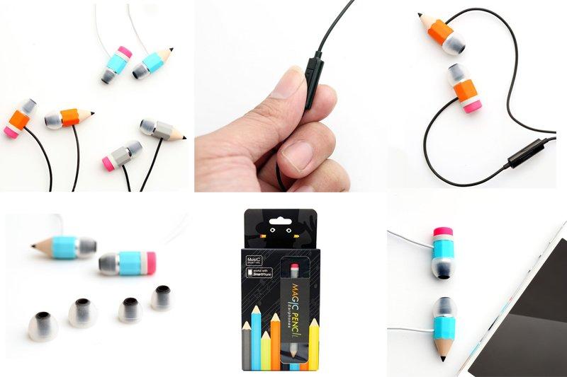 145 Magic Pencil Earphones