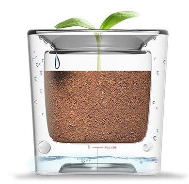 กระถางประหยัดน้ำ รีไซเคิลน้ำทุกหยด 20 - Flower pot
