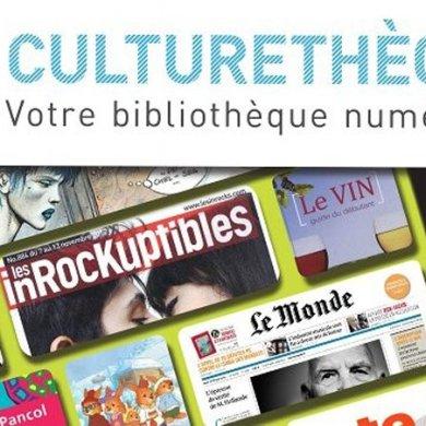 Culturethque สมาคมฝรั่งเศสเปิดตัวห้องสมุดวัฒนธรรมฉบับดิจิตอล 16 - France