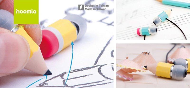 sds Magic Pencil Earphones