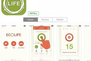ECO Life app สนุกกับการเดินทาง ได้ประหยัดพลังงาน และสะสมแต้มรับของรางวัล 10 - Eco