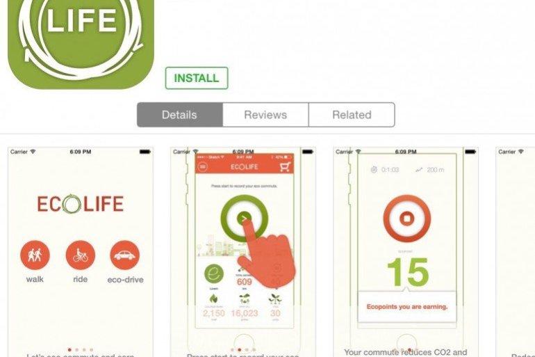 ECO Life app สนุกกับการเดินทาง ได้ประหยัดพลังงาน และสะสมแต้มรับของรางวัล 15 - green energy
