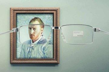 โฆษณาแว่นตา ที่แม้แต่ภาพimpressionist เบลอๆ ยังคมชัดได้!