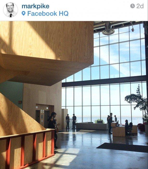 สำนักงานใหญ่ของ Facebook พื้นที่ทำงานเปิดโล่งกว้างที่สุดในโลก 22 - Facebook