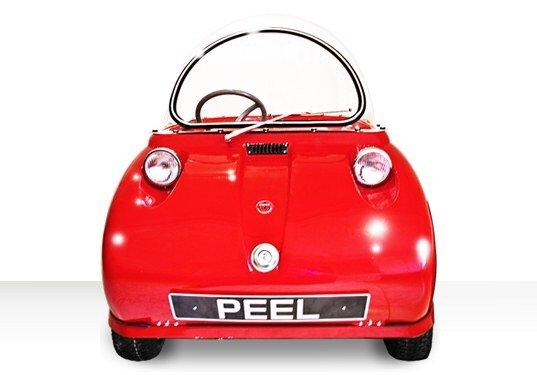 Peel P50 รถไฟฟ้าที่เล็กและน่ารักที่สุดในโลก! 4 - Car