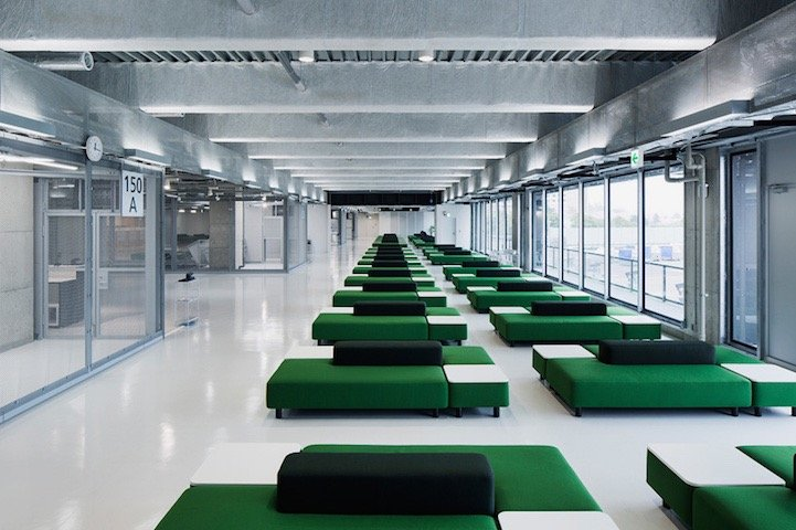 สนามบินNaritaในโตเกียว เปลี่ยนทางเลื่อนเป็นลู่วิ่งเพื่อต้อนรับโอลิมปิค2020 22 - airport