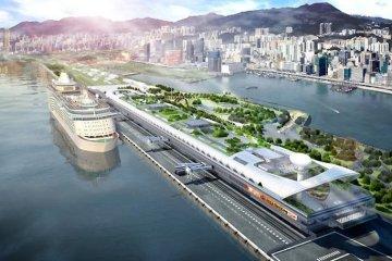 Kai Tak Cruise Terminal เปลี่ยนโฉมสนามบินเก่าให้กลายเป็นท่าเรืออันงดงามบนเกาะฮ่องกง 2 - airport