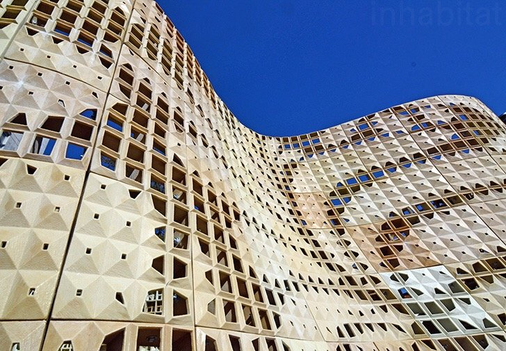 บ้านแห่งอนาคต สร้างด้วยเทคโนโลยีการพิมพ์ 3 มิติ 16 - 3D