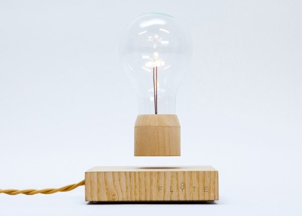 FLYTE หลอดไฟลอยได้!..ใช้พลังงานจากสนามแม่เหล็ก 17 - electromagnetic