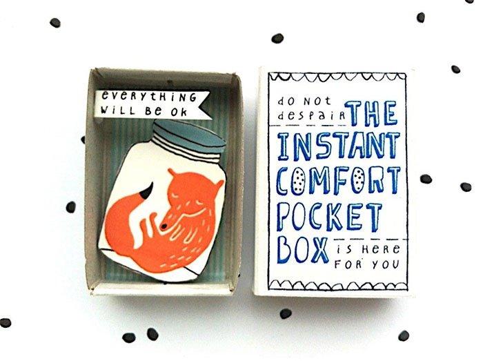 ไอเดียกล่องส่งสารจากใจ ทำจากกล่องไม้ขีดเล็กๆ..มอบความสุขให้ผู้รับ 21 - Art & Design