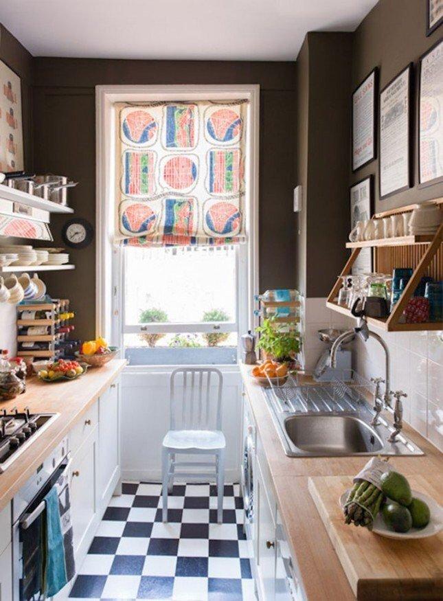 6 ไอเดียตกแต่งครัว ที่จะทำให้ครัวเล็กๆ กว้างขึ้น และยิ่งใหญ่ในบ้าน 24 - idea