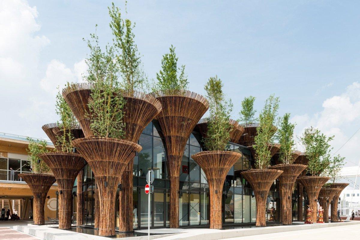 สร้างเมืองให้เหมือนป่า เพิ่มพลังชีวิตให้เมือง Vietnam Pavilion – Milan'15 14 -