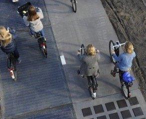 อนาคตเลนจักรยานอยู่ร่วมกับถนน..ใช้ผลิตพลังงาน ศึกษาแล้วคุ้มกว่าที่คาด 25 - green energy