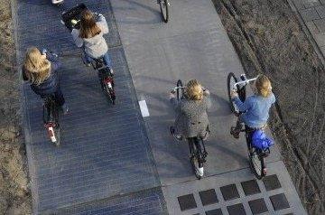 อนาคตเลนจักรยานอยู่ร่วมกับถนน..ใช้ผลิตพลังงาน ศึกษาแล้วคุ้มกว่าที่คาด