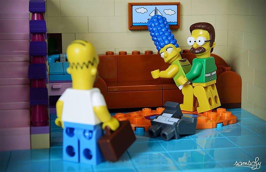 หวนคืนสู่โลกจินตนาการแบบเด็กๆ กับการถ่ายภาพ Lego 21 - Lego