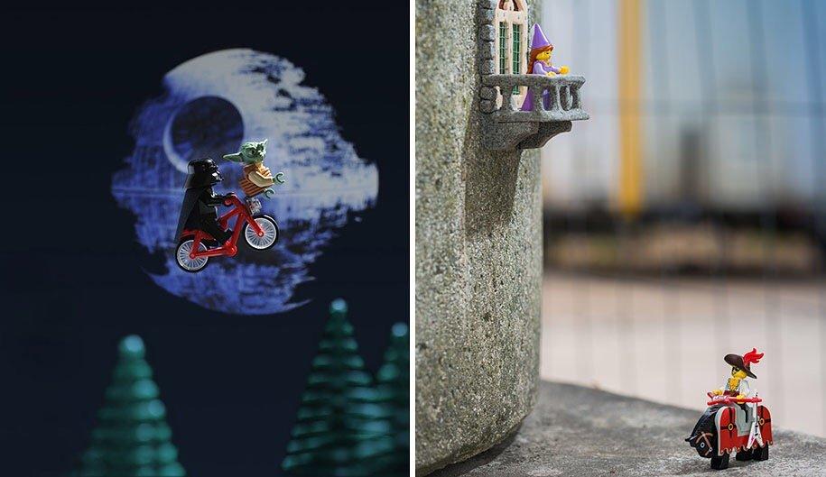 หวนคืนสู่โลกจินตนาการแบบเด็กๆ กับการถ่ายภาพ Lego 25 - Lego