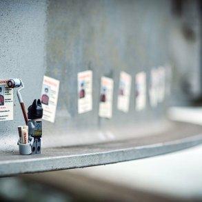 หวนคืนสู่โลกจินตนาการแบบเด็กๆ กับการถ่ายภาพ Lego 17 - Lego