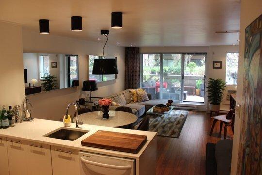 Cozy Small Home..ตกแต่งบ้านเล็กให้ดูใหญ่ และอบอุ่น สำหรับคนชอบรับแขก 13 - Apartment
