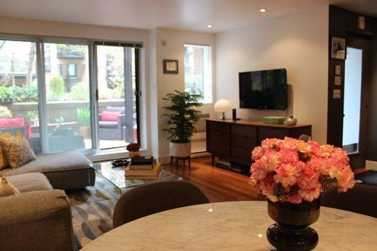 Cozy Small Home..ตกแต่งบ้านเล็กให้ดูใหญ่ และอบอุ่น สำหรับคนชอบรับแขก 17 - Apartment