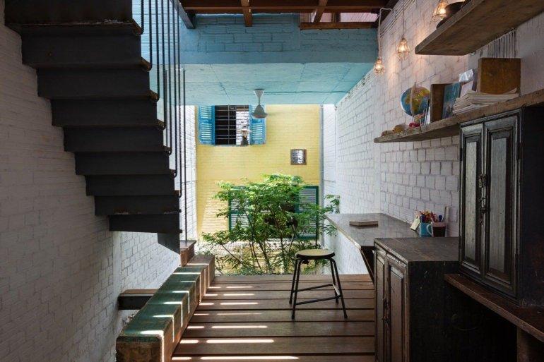 บ้านไซ่ง่อน..ห้องแถวเก่าปรับปรุงใหม่ ปลุกความทรงจำเก่าๆให้กลับมาสดใส 17 - เวียดนาม