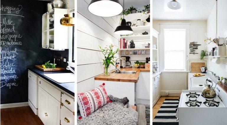6 ไอเดียตกแต่งครัว ที่จะทำให้ครัวเล็กๆ กว้างขึ้น และยิ่งใหญ่ในบ้าน 13 - idea