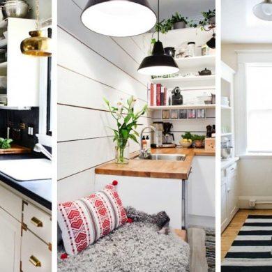 6 ไอเดียตกแต่งครัว ที่จะทำให้ครัวเล็กๆ กว้างขึ้น และยิ่งใหญ่ในบ้าน 15 - idea