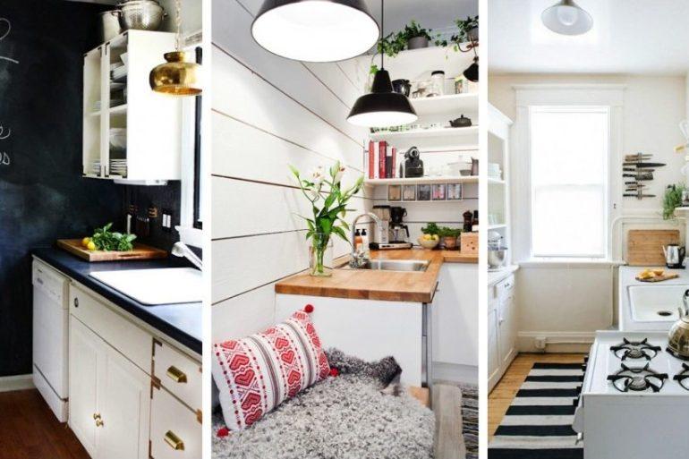 6 ไอเดียตกแต่งครัว ที่จะทำให้ครัวเล็กๆ กว้างขึ้น และยิ่งใหญ่ในบ้าน 21 - ห้องครัว