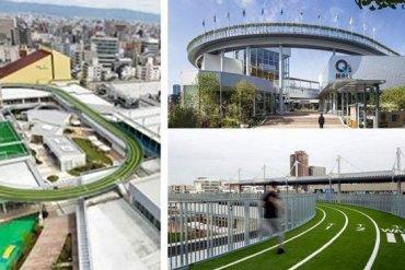ประสบการณ์ใหม่ของคอมมูนิตี้มอลล์ เปลี่ยนดาดฟ้าเป็นลู่วิ่ง สนามบอลล์ 14 - Shopping Mall