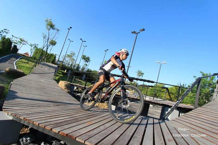 11150353 930898653608857 1688403092193627124 n พื้นที่สำหรับนักปั่นจักรยานที่สนุก ผจญภัยและปลอดภัย Peppermint Bike Community