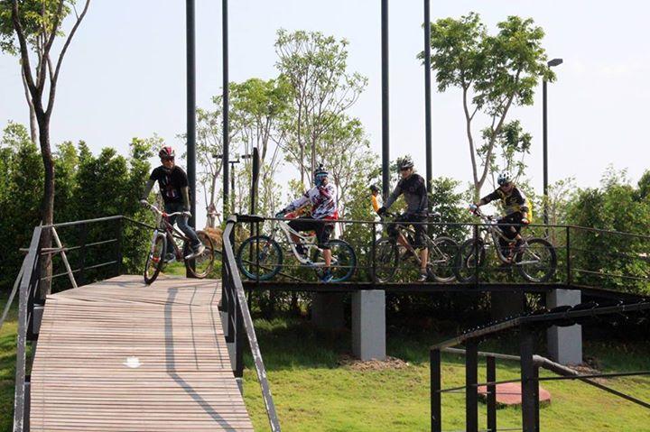 11150890 930517650313624 7671448056689533155 n พื้นที่สำหรับนักปั่นจักรยานที่สนุก ผจญภัยและปลอดภัย Peppermint Bike Community