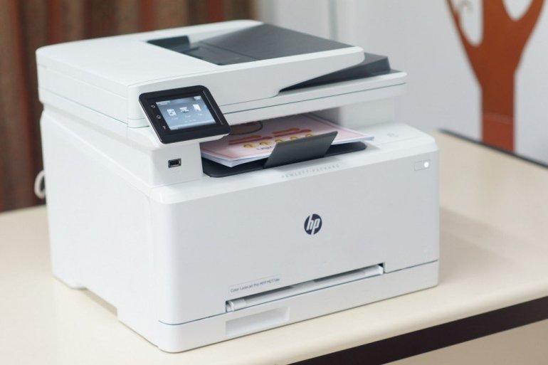 WIFI Laser Printer คุณภาพโรงพิมพ์ ราคา และความคล่องตัว ระดับ SME 21 - printer