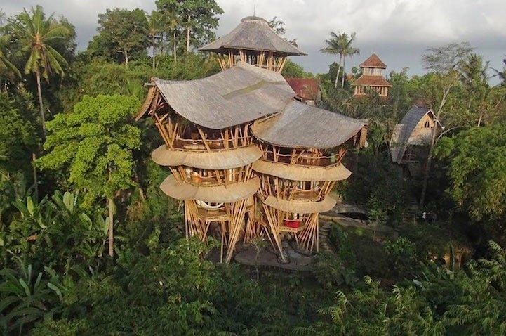 แนวคิดส่งเสริมบ้านไม้ไผ่ที่บาหลี.. ยั่งยืน สวยงาม และทนทานต่อแผ่นดินไหว 4 - bali