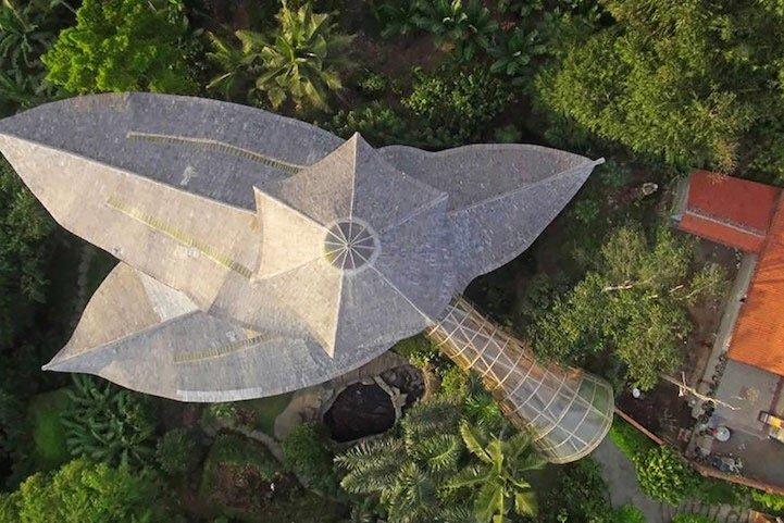 แนวคิดส่งเสริมบ้านไม้ไผ่ที่บาหลี.. ยั่งยืน สวยงาม และทนทานต่อแผ่นดินไหว 17 - bali