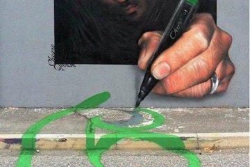 Street Art ที่สร้างเรื่องราวกับสิ่งแวดล้อมได้อย่างสนุก..กระแทกสายตา 6 - street art
