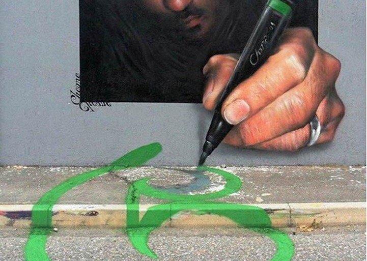Street Art ที่สร้างเรื่องราวกับสิ่งแวดล้อมได้อย่างสนุก..กระแทกสายตา 15 - street art