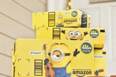 สื่อโฆษณาใหม่บนกล่องAmazon! 15 - packaging