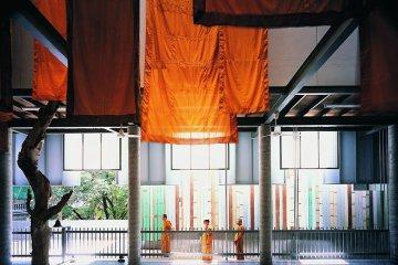 """""""พิพิธภัณฑ์ของสำนักสงฆ์พุทธโคดม จ.ชลบุรี"""" บรรยากาศแห่งความเรียบสงบ 2 - consciousness"""