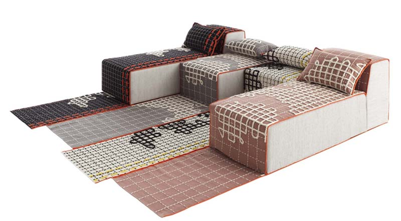 prodotti 131907 rel08dc17016ad84931bb8e4c7f9a9eaa12 จากรอยเย็บผ้า สู่งานลวดลายบนพรมและผ้าบุเฟอร์เจอร์ ที่มีมูลค่า