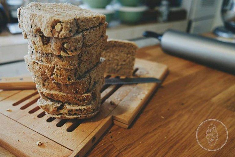 Craft Bread ขายเฉพาะขนมปังโฮลวีต ออร์แกนิก 100% ไม่ผสมแป้งขาว ไม่ใส่นมวัว 26 - HEALTH